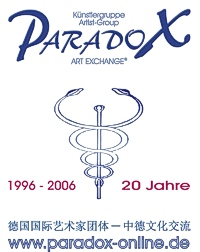 PARADOX 20 years art exchange