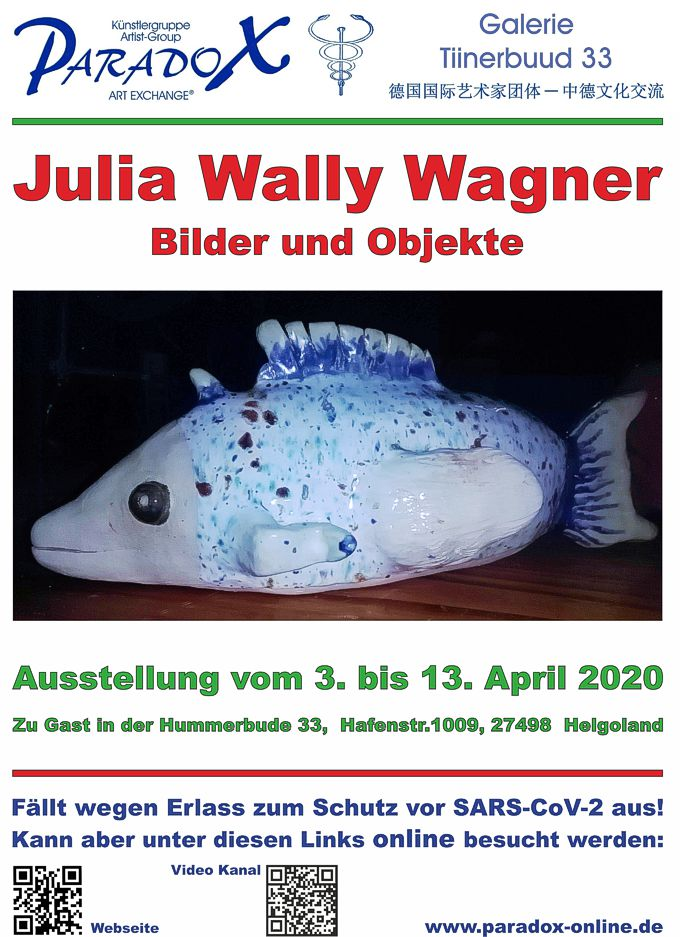 Exhibition Video Julia Wally Wagner