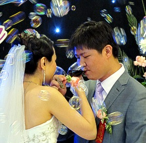 Video Wedding Song in China